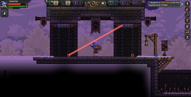 Starbound - How to Make Invisible Blocks