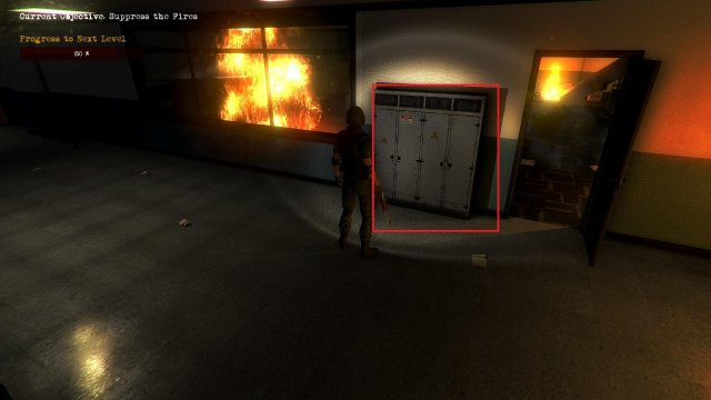Outbreak: The New Nightmare - Fire Extinguisher Panel and Their Passwords