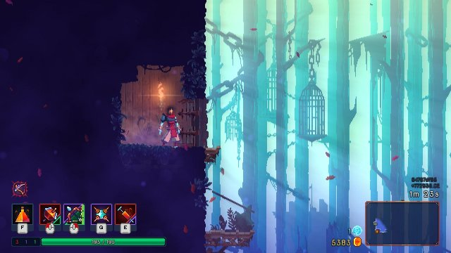 Dead Cells - The Promenade of the Condemmed All Secrets