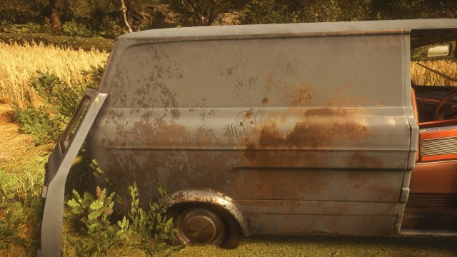 Everybody's Gone to the Rapture - Graffiti Artist Achievement Guide
