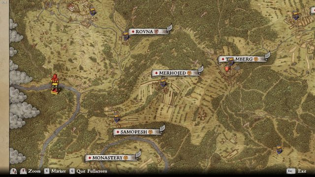 Kingdom Come: Deliverance - Treasure Maps Guide