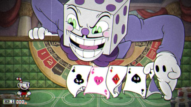 Cuphead - Devil's Casino Guide (All Bets Are Off)