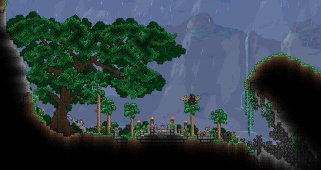 Terraria - Jeepers Creepers Achievement Guide