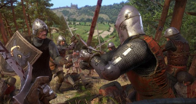 Kingdom Come: Deliverance - Gold / Level Farm