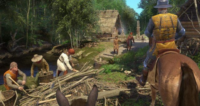 Kingdom Come: Deliverance - How to Acquire a House and Land