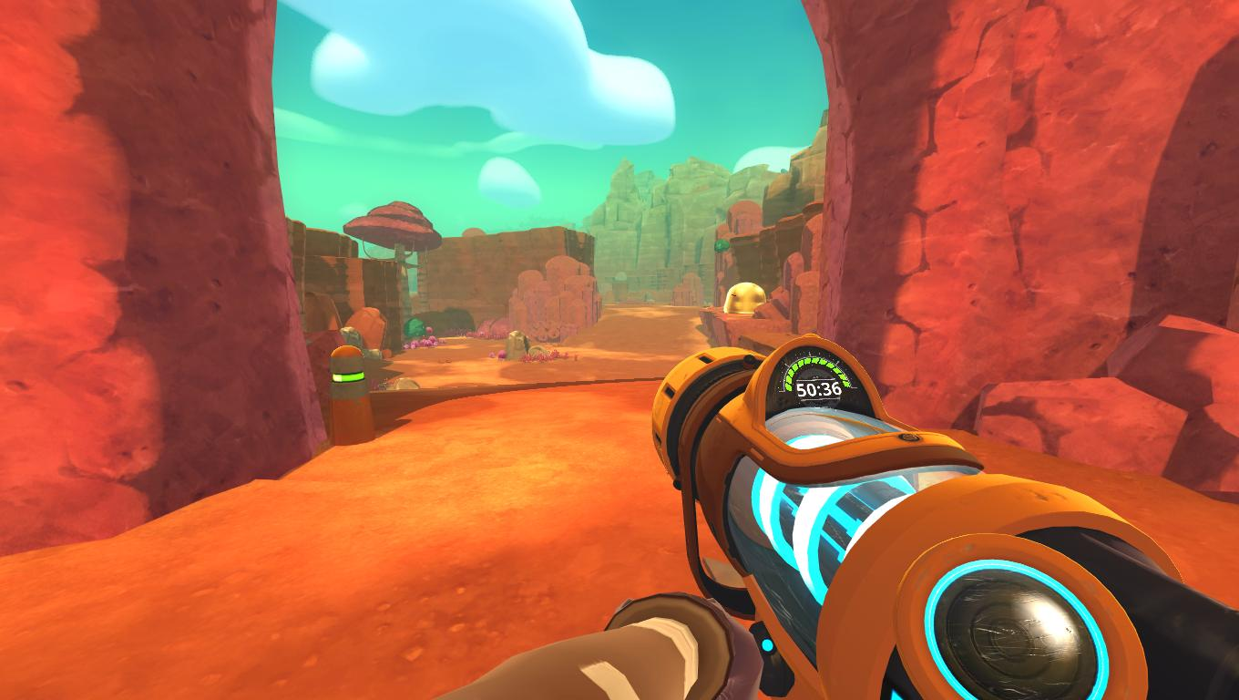Slime Rancher - Guide to the New Rush Mode (Rush Plortmaster