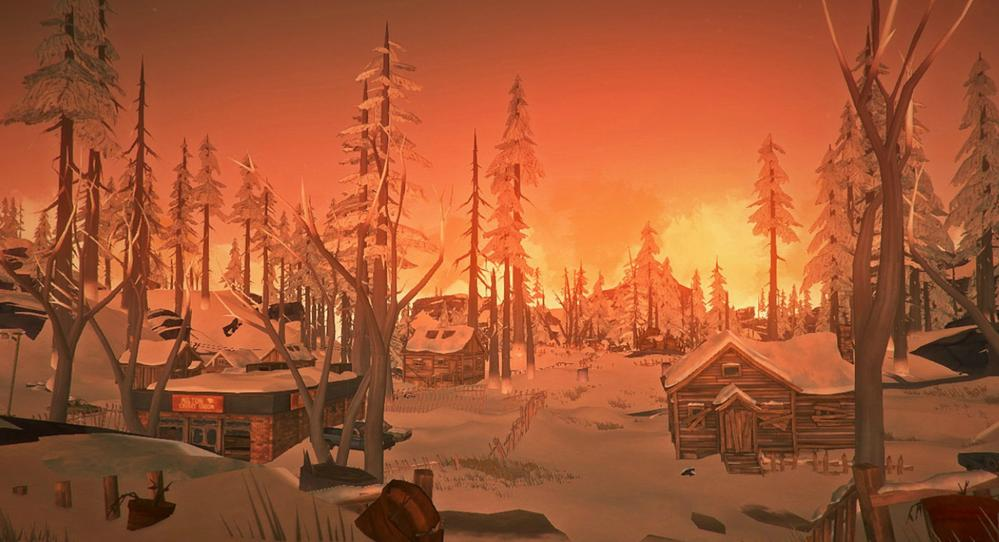 The Long Dark   World Map