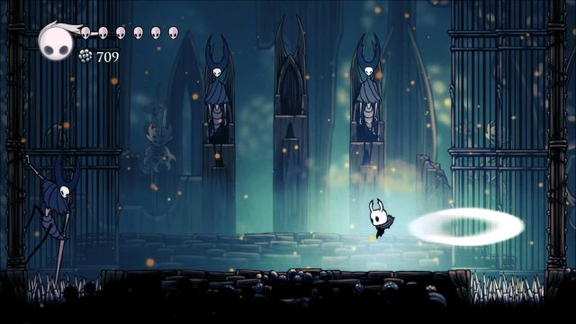 Hollow Knight - How to Defeat the Mantis Lords