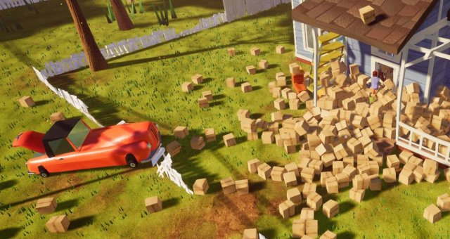 Hello Neighbor - Walkthrough