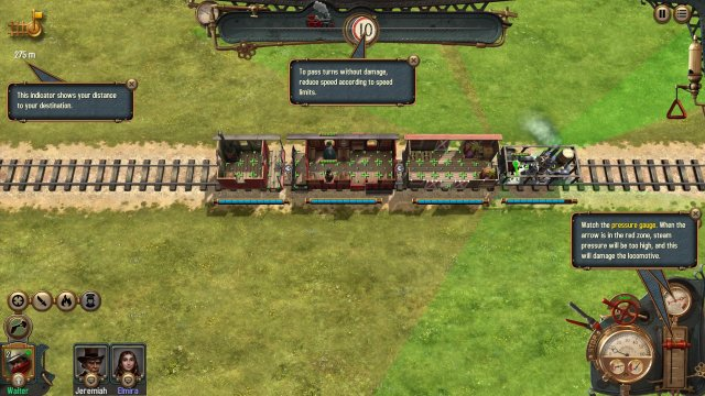 Bounty Train - Beginner's Guide