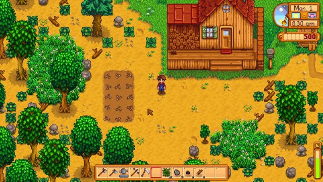Stardew Valley - Tips for New Players