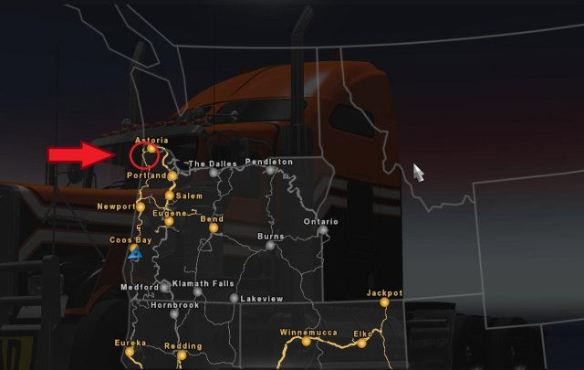 American Truck Simulator - Uplifting Achievement Guide