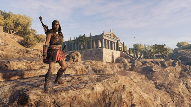 Assassin's Creed Odyssey - The Assassin's Way (Stealth Build)