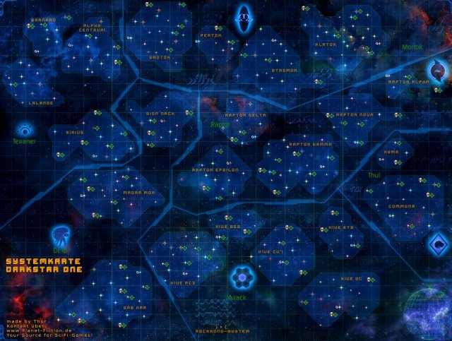 Darkstar One - Full Map