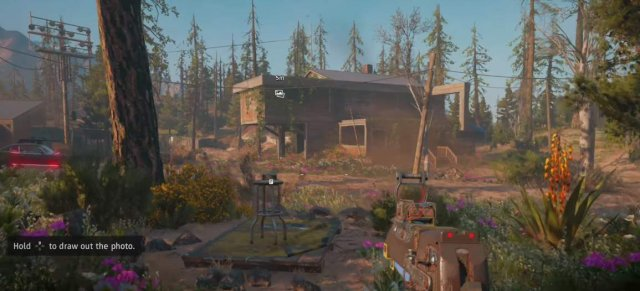 Far Cry New Dawn - All Dear Photograph Locations