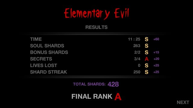 Dark Deception - Super Easy S-Rank: Elementary Evil