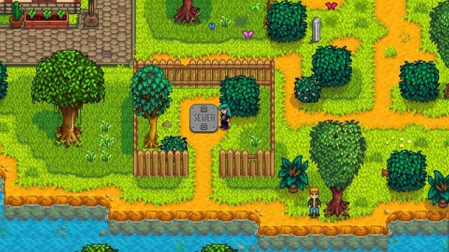 Stardew Valley - All Stardrop Locations