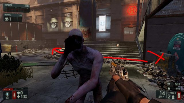 Killing Floor 2 - The Spillway Collectibles (Money Down the Drain)