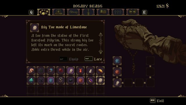 Blasphemous - Achievements, Quests and Puzzles Guide