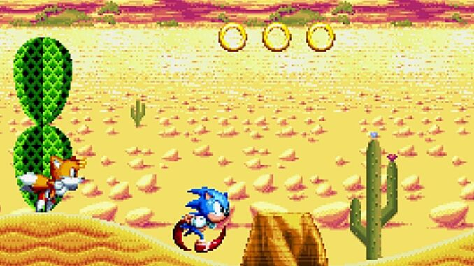 Sonic Mania - Easy Way to Farm Gold Medals for the Achivement - No way? No way!