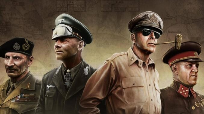 Hearts of Iron IV - How to Get the Nobody Expects... Achievement