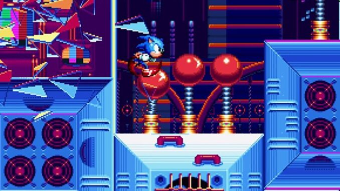 Sonic Mania - Best Way to Farm Medallions