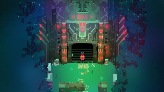 Hyper Light Drifter - How to Find the Last Missing Gearbits