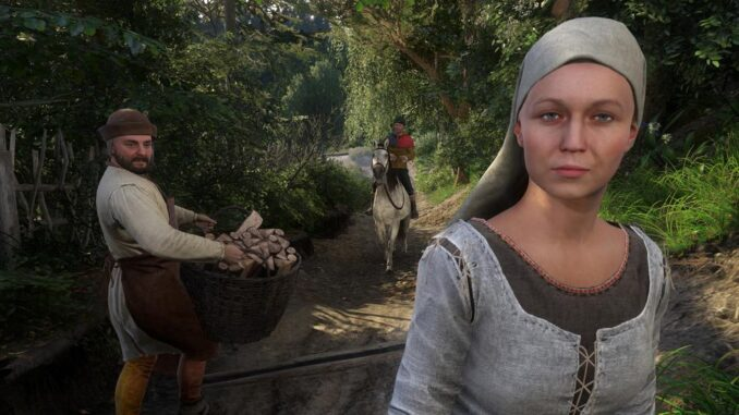 Kingdom Come: Deliverance - Clinch Mechanics