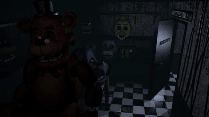 Five Nights at Freddy's - 4/20 Mode