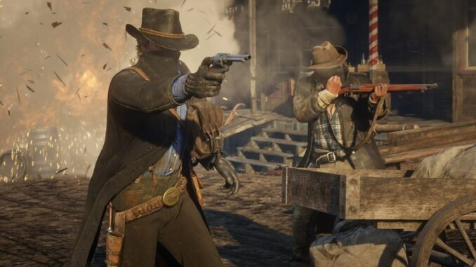 Red Dead Redemption 2 - All Minigames Locations