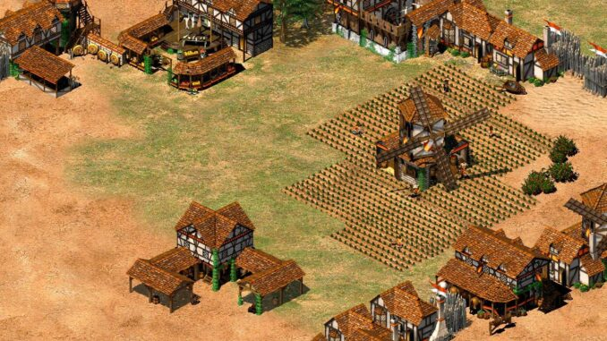 Age of Empires II: Definitive Edition - Some Cheat Codes