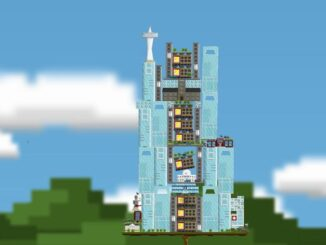 BalanCity - Towered Blocks