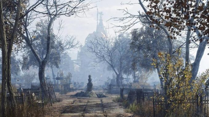 Metro Exodus - All Postcard Collectibles Locations