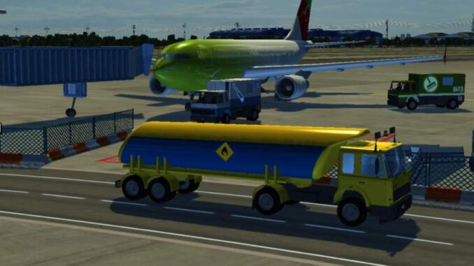 Airport Simulator 2014 - Wandering Jetways How-To