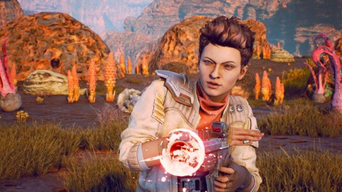 The Outer Worlds -  The Low Crusade Quest (Walkthrough Guide)