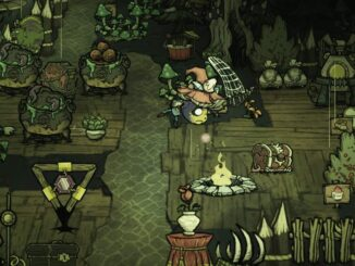 Don't Starve Together - How to Play the Secret Minigame