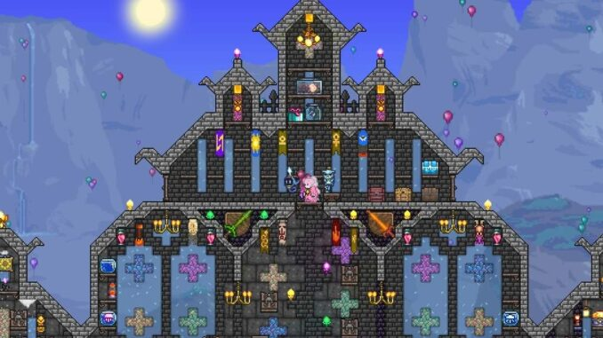 Terraria - New Player Beginner Guide (Tips & Tricks)