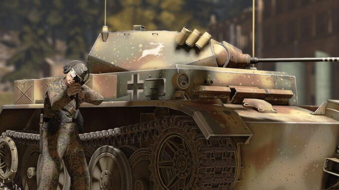 Heroes & Generals - Tank Guide (Tips and Tricks)
