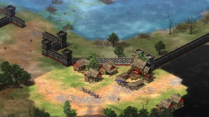 Age of Empires II: Definitive Edition - Offense Is the Best Defense Achievement Guide