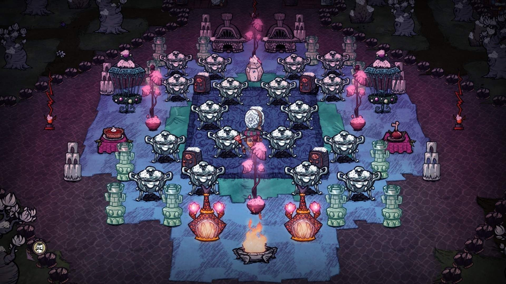 Don'T Starve Together How To Use Halloween Decorations 2020 Don't Starve Together   Lesser Known Tip Collection (for