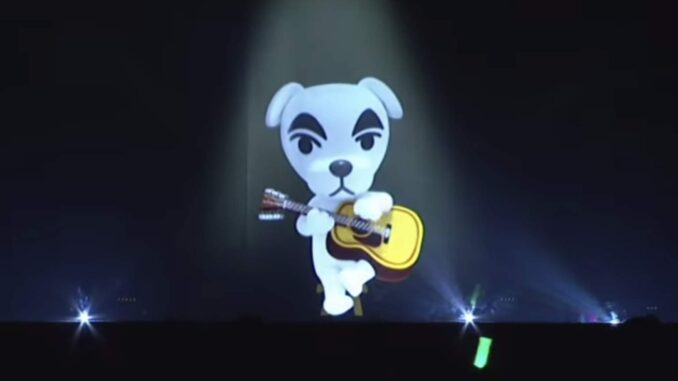 Animal Crossing: New Horizons - K.K. Slider Song List