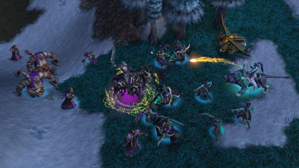 Warcraft 3 Reforged How To Develop Orcs Build Orders Standard Tc Headhunter Bloodlust With Tips