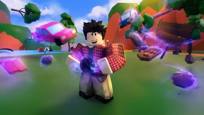 Roblox - Elemental Power Simulator Promo Codes