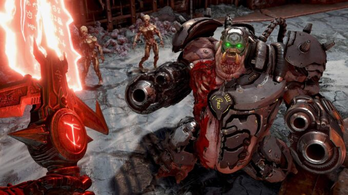 Doom Eternal - ARC Complex Toy Locations