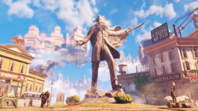BioShock Infinite - 1999 Mode and Scavenger Hunt Achievements