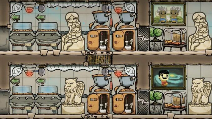 Oxygen Not Included - All Cheats List